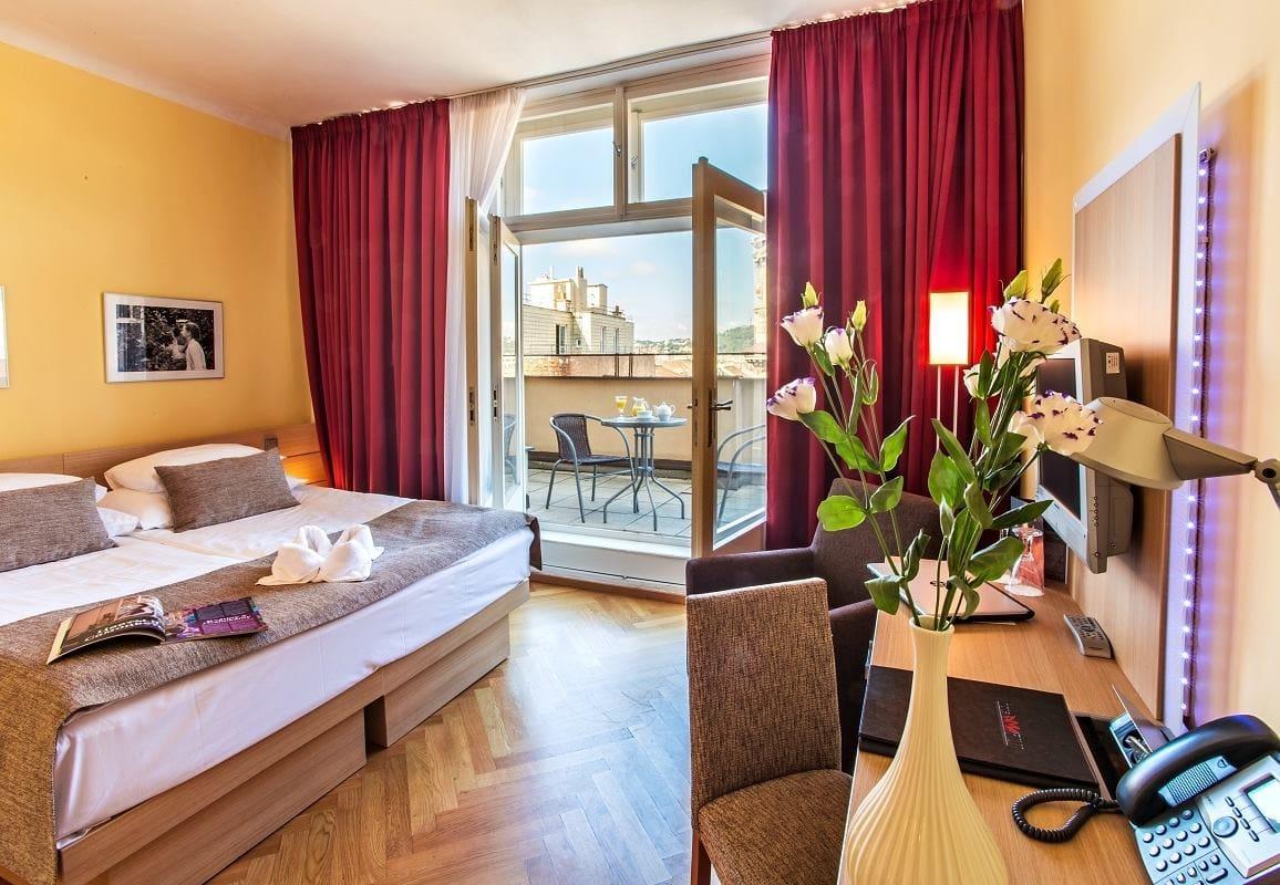 Feng Shui hotel Amarilis